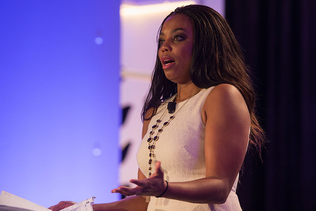 Jemele Hill was a popular face on ESPN. Now she is at The Atlantic and is an active tweeter. How much money did she make at ESPN?