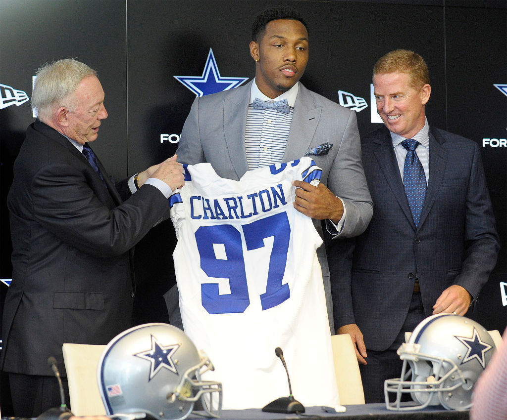 Jerry Jones has made some bad NFL draft selections as the de facto general manager of the Dallas Cowboys.