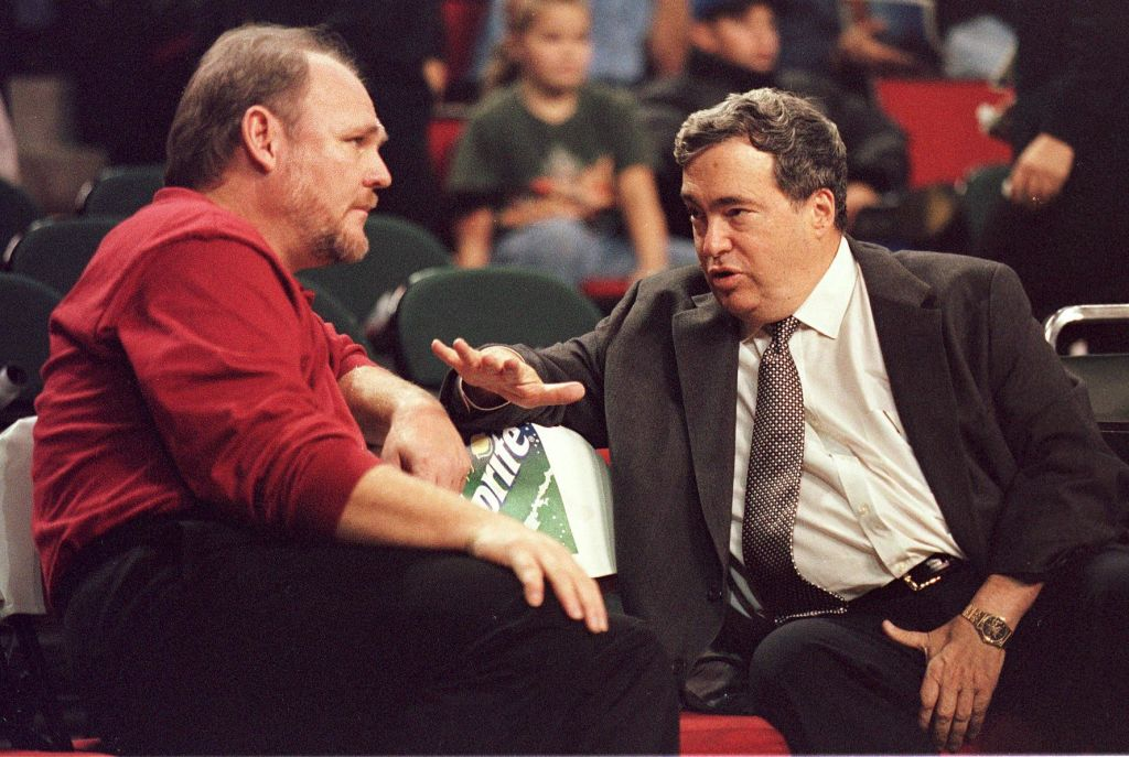 Jerry Krause wanted recognition for building the Chicago Bulls' dynasty. He ultimately got what he longed for despite breaking the team up.