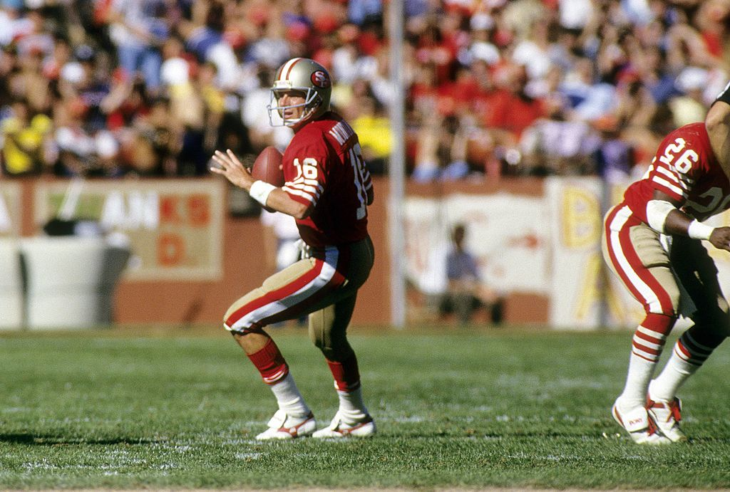 San Francisco 49ers legend Joe Montana played in the NFL from 1979-1994. How much money would Montana make if he played in 2020?