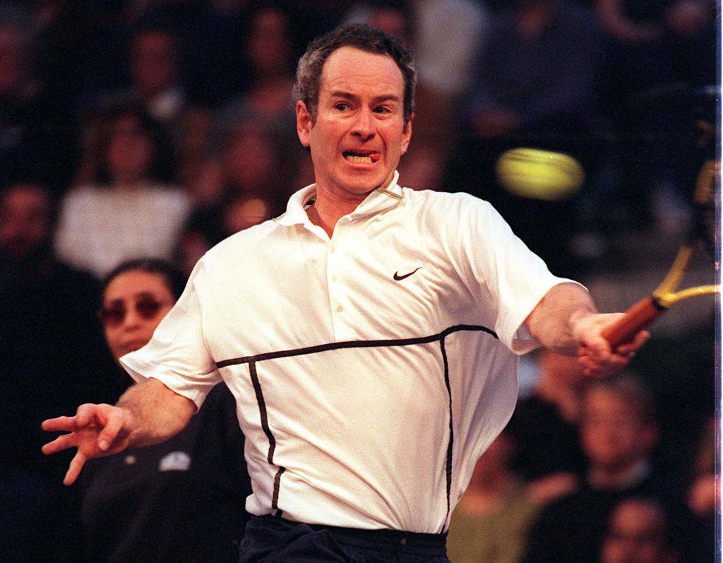 John McEnroe, Nike tennis