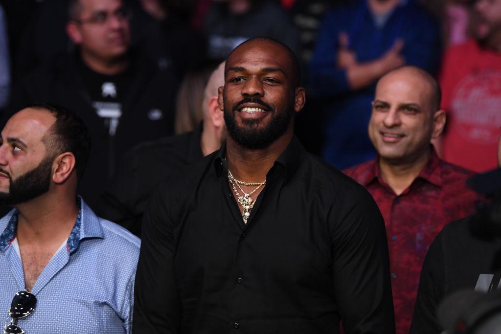 UFC Champ Jon Jones Can't Help but Stir up Trouble