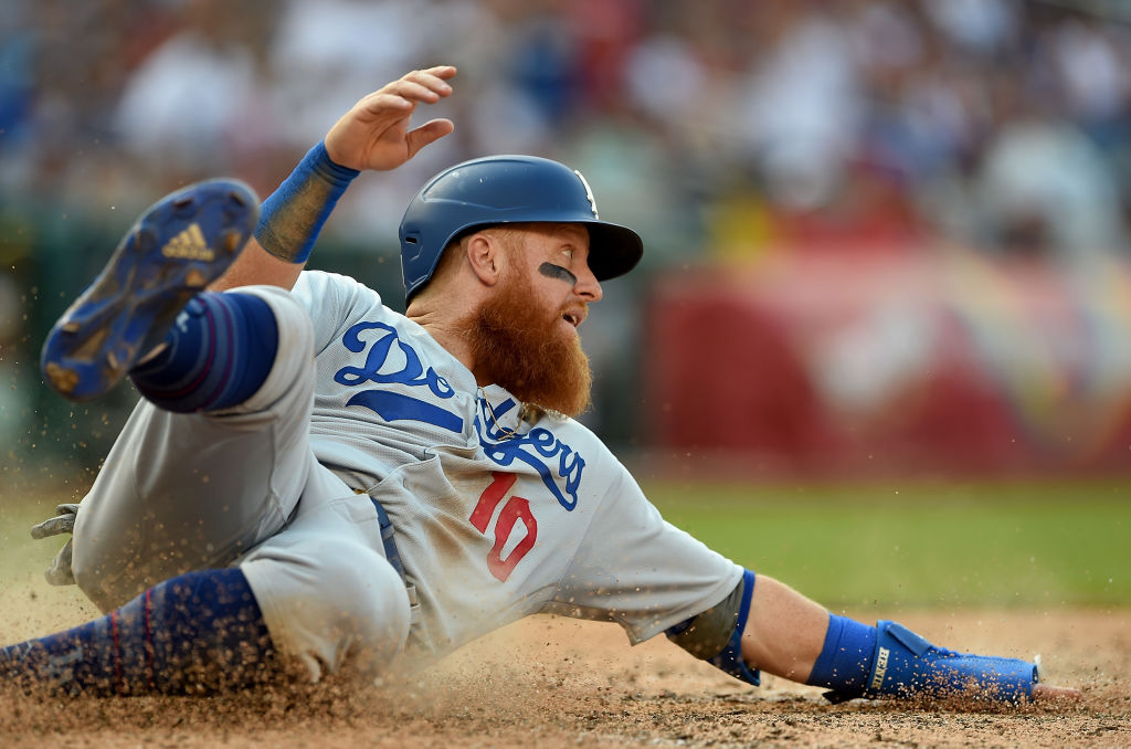 Los Angeles Dodgers infielder Justin Turner believes he has the stategy to fix Major League Baseball's extra-innings problem