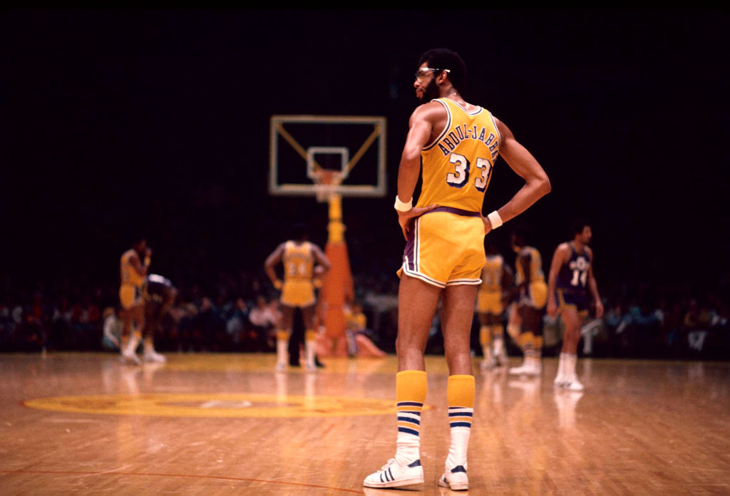 Prior to his conversion to Islam, Kareem Abdul-Jabbar was known as Lew Alcindor.