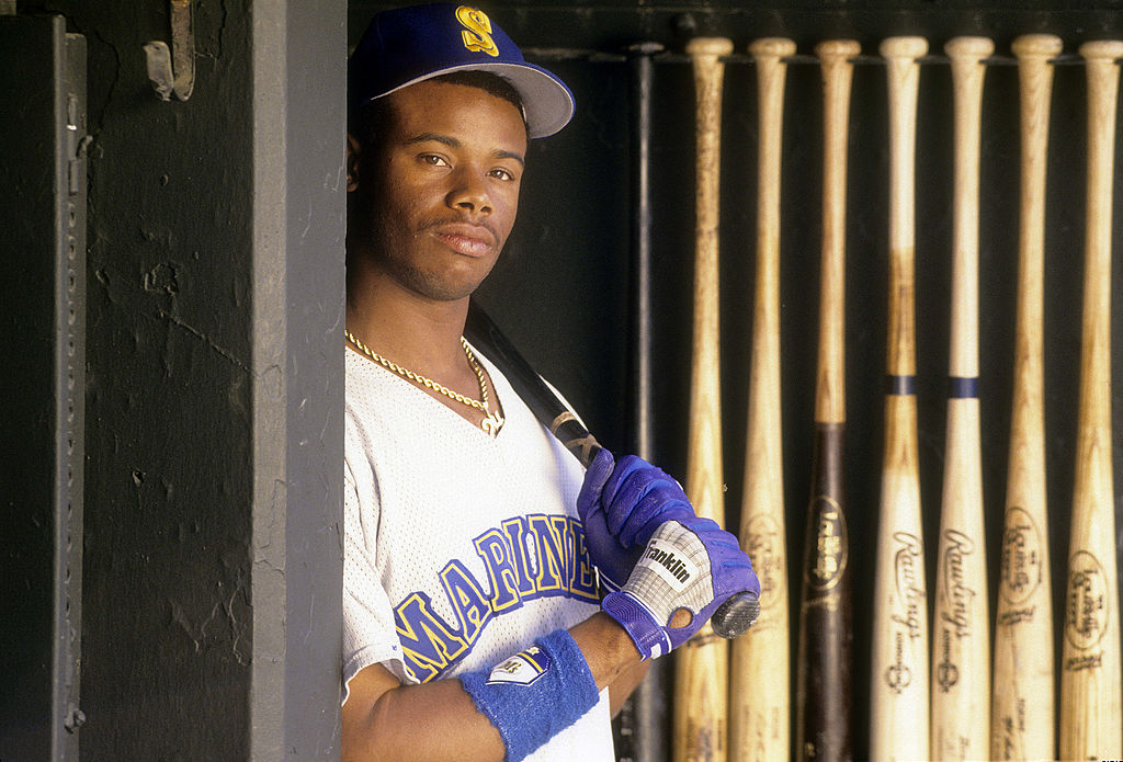 Ken Griffey Jr. was only 19 years old when he debuted with the Seattle Mariners in 1989. He left before the 2000 season as the greatest player in Mariners history.