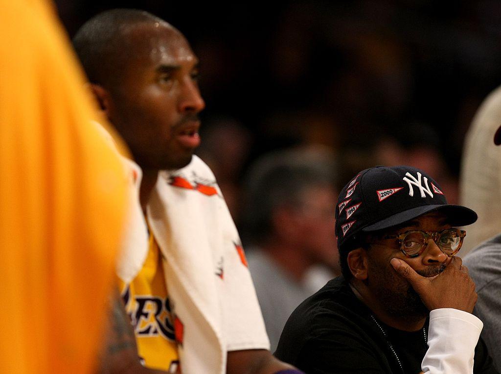 Kobe Bryant Spike Lee