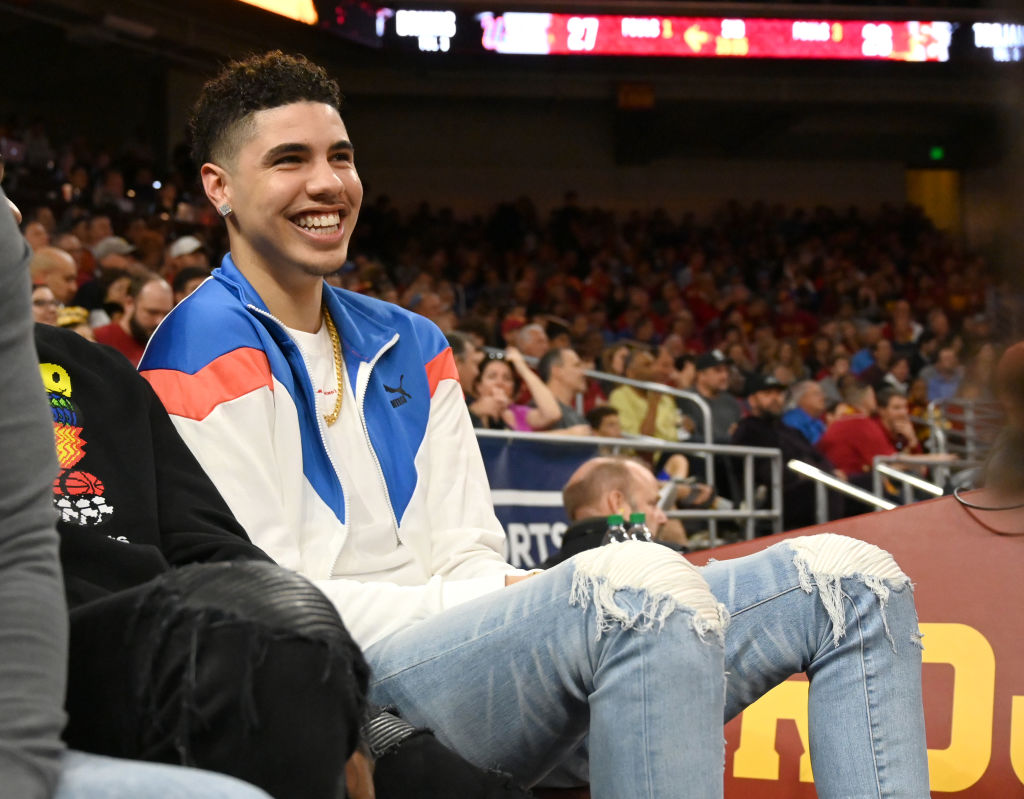 It Doesn't Look Like the Golden State Warriors Have Any Interest in Drafting LaMelo Ball