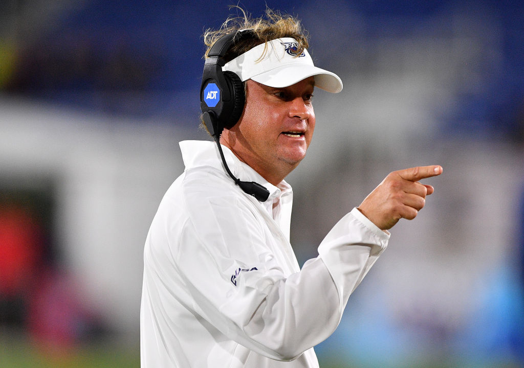 Lane Kiffin made less than $1 million per year in three seasons at Florida Atlantic. He responded with the greatest stretch in FAU history.