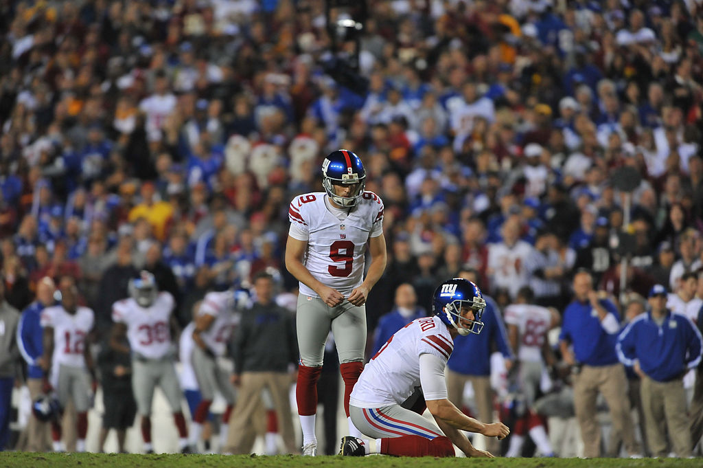 Lawrence Tynes won two Super Bowls with the Giants before signing with the Buccaneers, who he sued for $20 million after contracting MRSA.