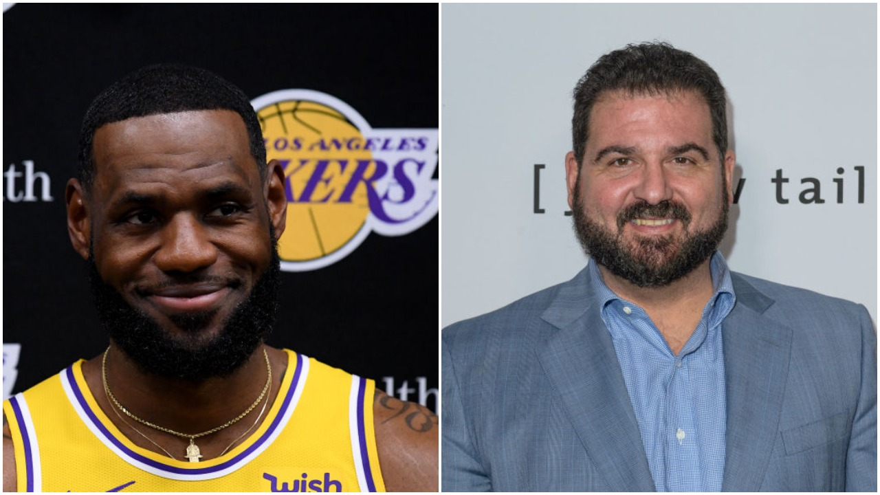 LeBron James Once Made ESPN's Dan Le Batard Extremely Salty