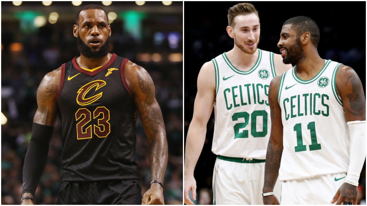 LeBron James Kept Kyrie Irving and Gordon Hayward From Building a Dynasty in Cleveland