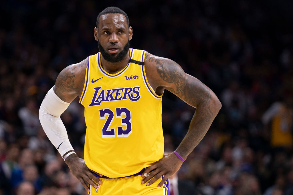 The 2019-20 NBA season has been a tough one. In addition to the season being suspended, LeBron James has had to mourn two recent deaths.
