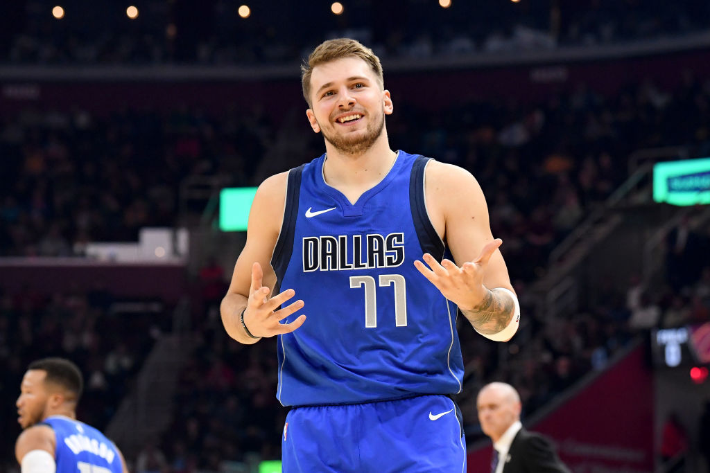 Luka Doncic Issues Immediate Apology for Sharing Racist Tweet