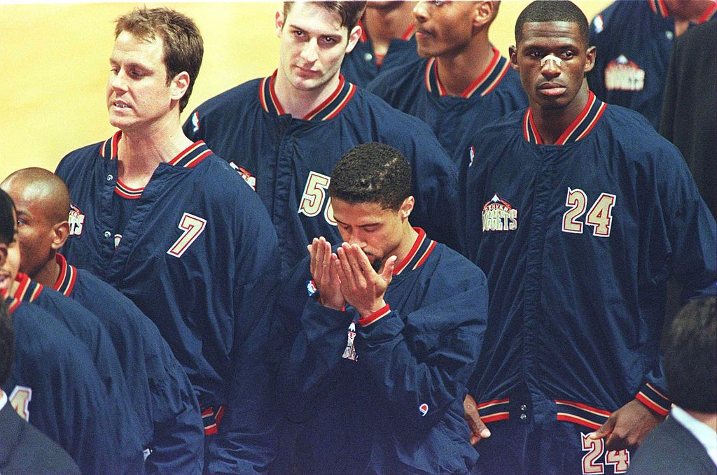 Before Colin Kaepernick, There Was Mahmoud Abdul-Rauf Who Shunned the National Anthem