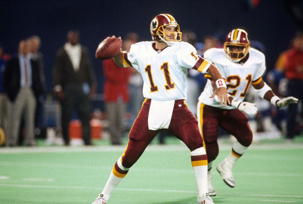Whatever Happened to Super Bowl MVP Quarterback Mark Rypien?