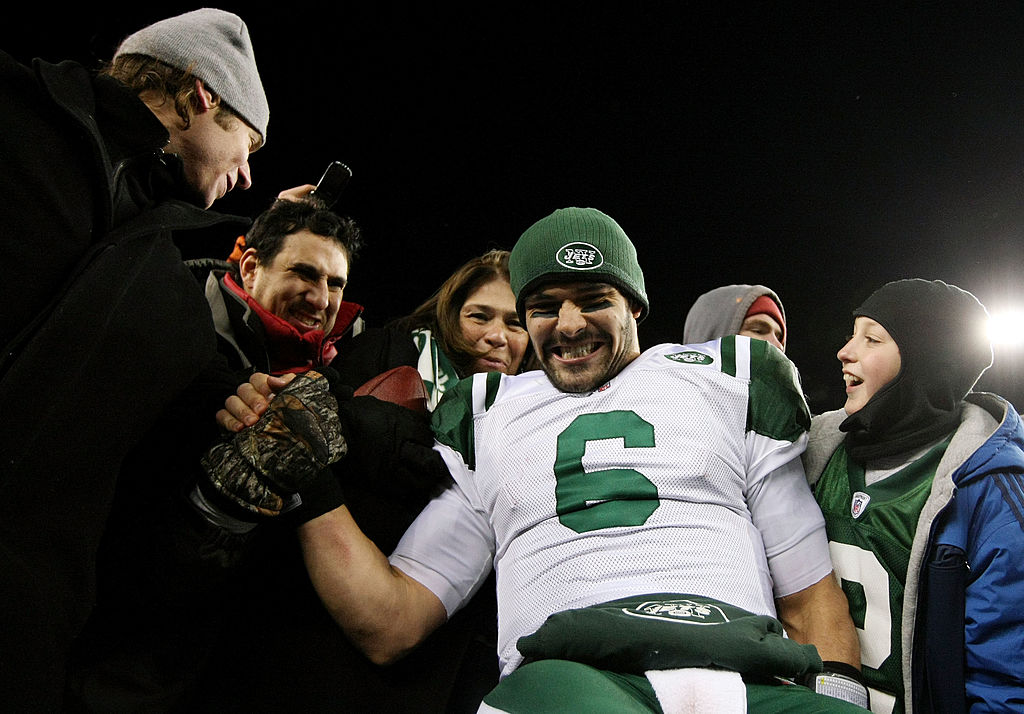 Former New York Jets quarterback Mark Sanchez won four playoff games in his first two seasons. Sanchez doesn't deserve the negative reputation he's held for nearly a decade.