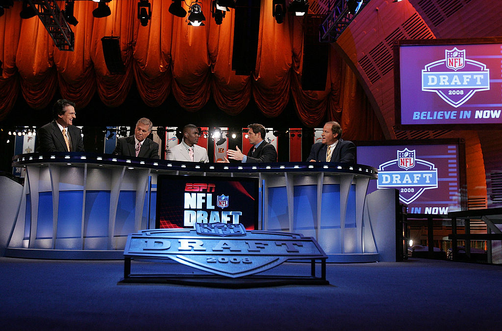 NFL draft expert Mel Kiper turned his $400 ESPN gig into a substantial net worth.