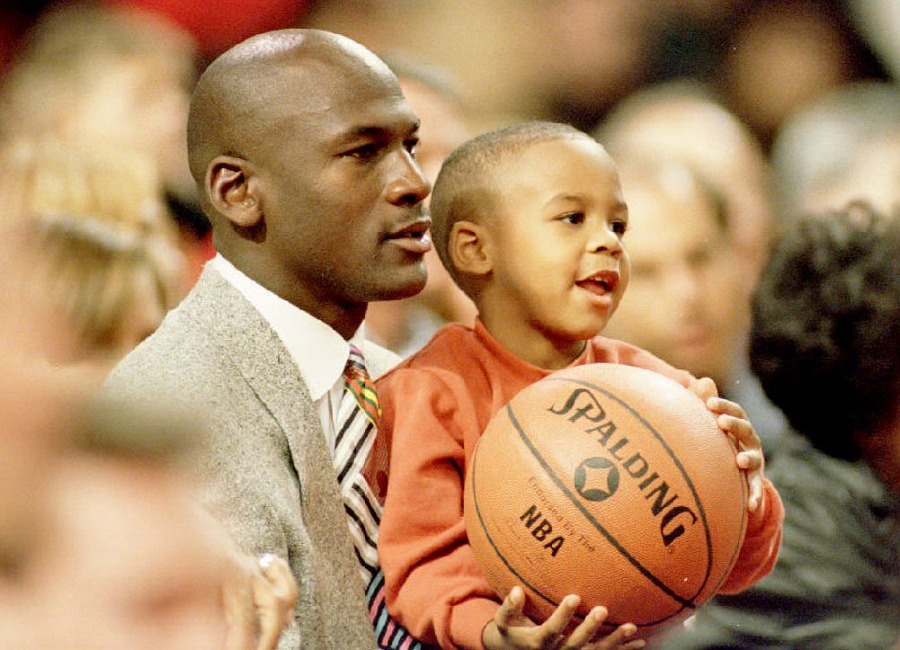 Michael Jordan son