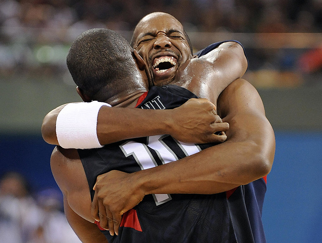 Michael Redd Team USA