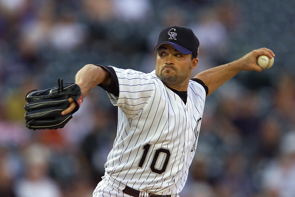 Former Colorado Rockies ace Mike Hampton didn't just point to money about why he signed the biggest pitching contract in 2001. Hampton did it for his kids' schooling.