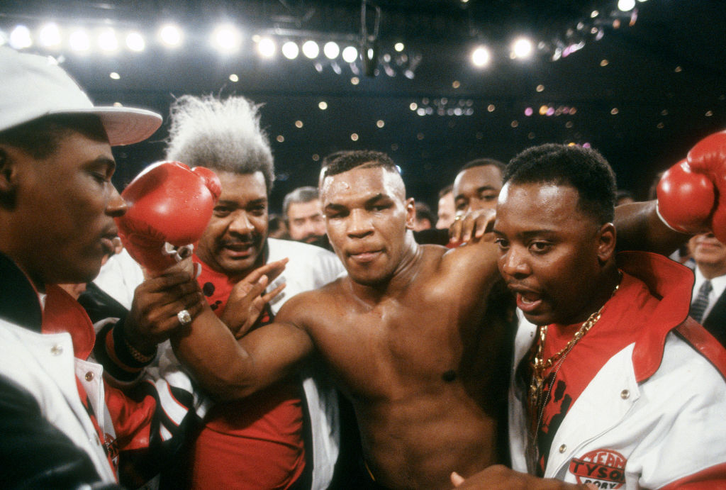 Mike Tyson only earned $50,000 from his appearance in Nintendo's Punch-Out!!