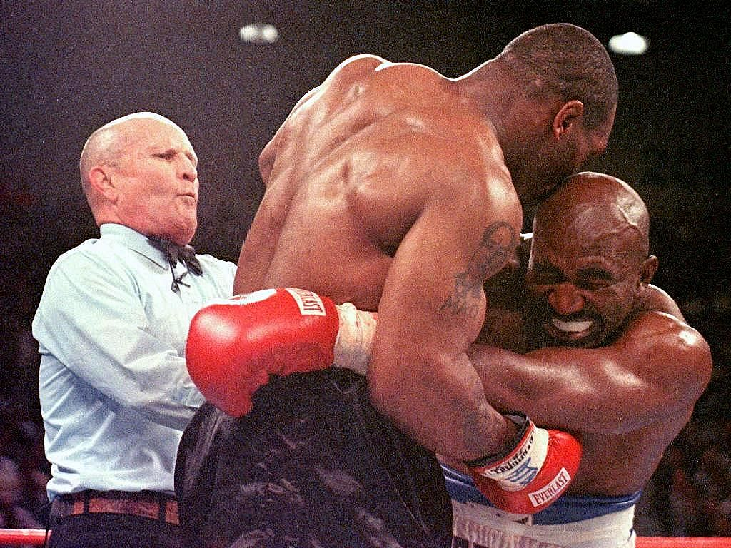 What Happened to the Piece of Evander Holyfield's Ear After Mike Tyson Bit It?