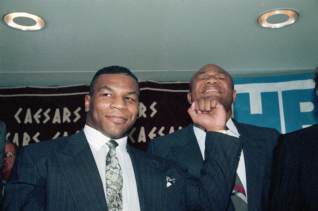 Why Mike Tyson vs. George Foreman Never Happened
