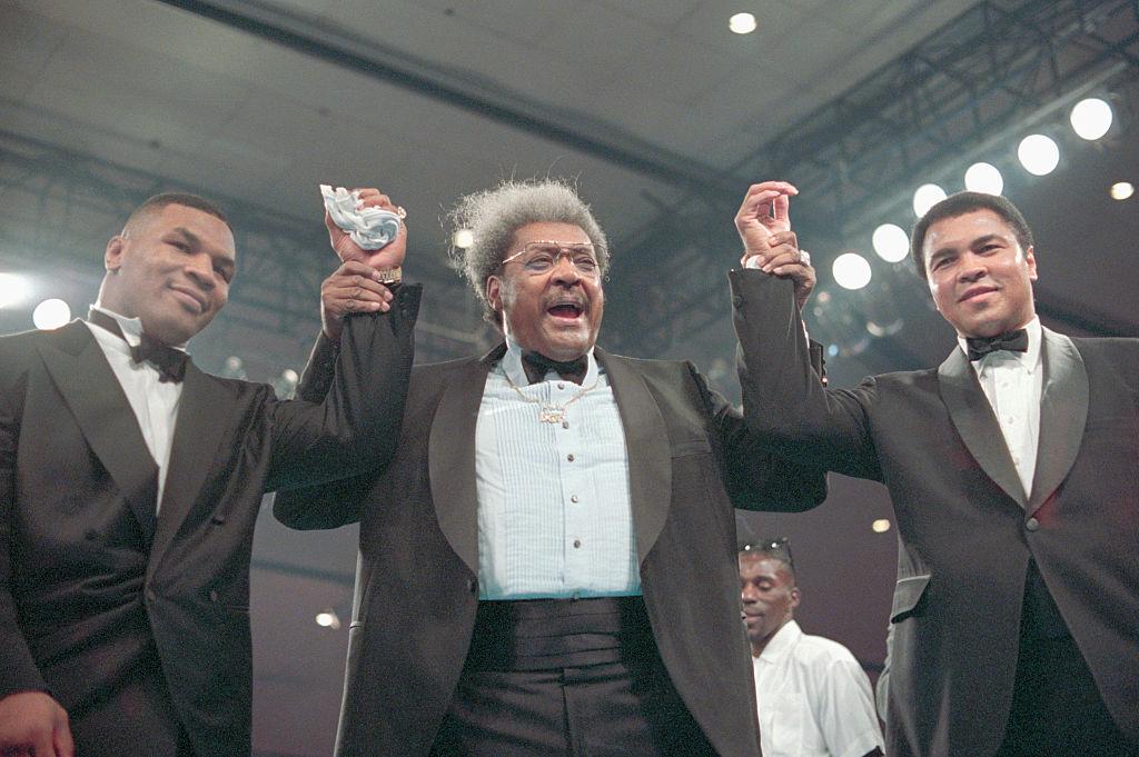 Mike Tyson Muhammad Ali