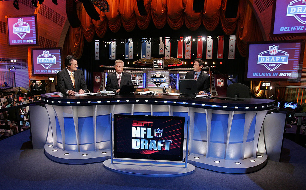 Noted draft analyst Mel Kiper will be one of several ESPN employees heavily featured during the 2020 NFL draft.