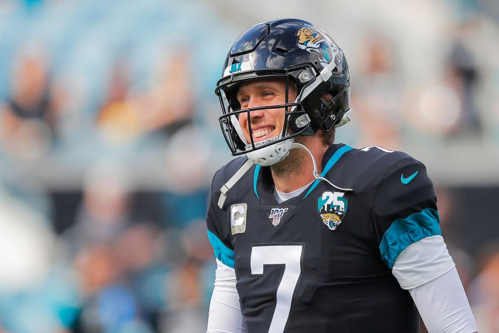 Nick Foles Jacksonville Jaguars