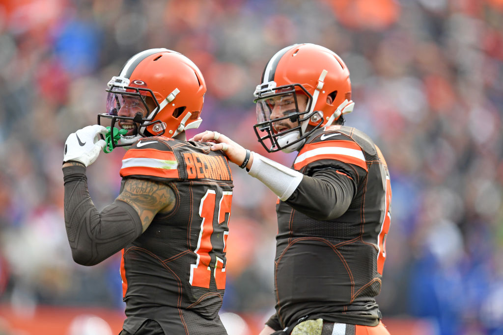 "Odell Beckham Jr. Won't Last in Cleveland Because of His ""Fit"" With Baker Mayfield"