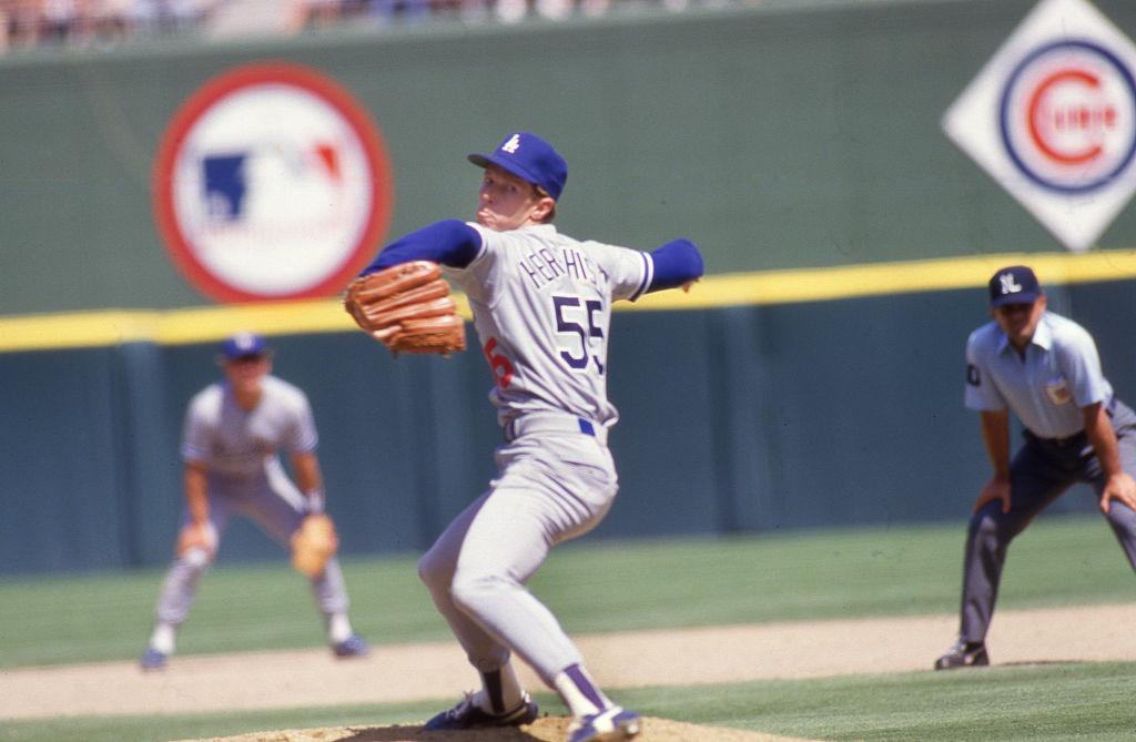 Los Angeles Dodgers pitcher Orel Hershiser's scoreless streak ended on April 5, 1989. Will the legendary record ever be broken?