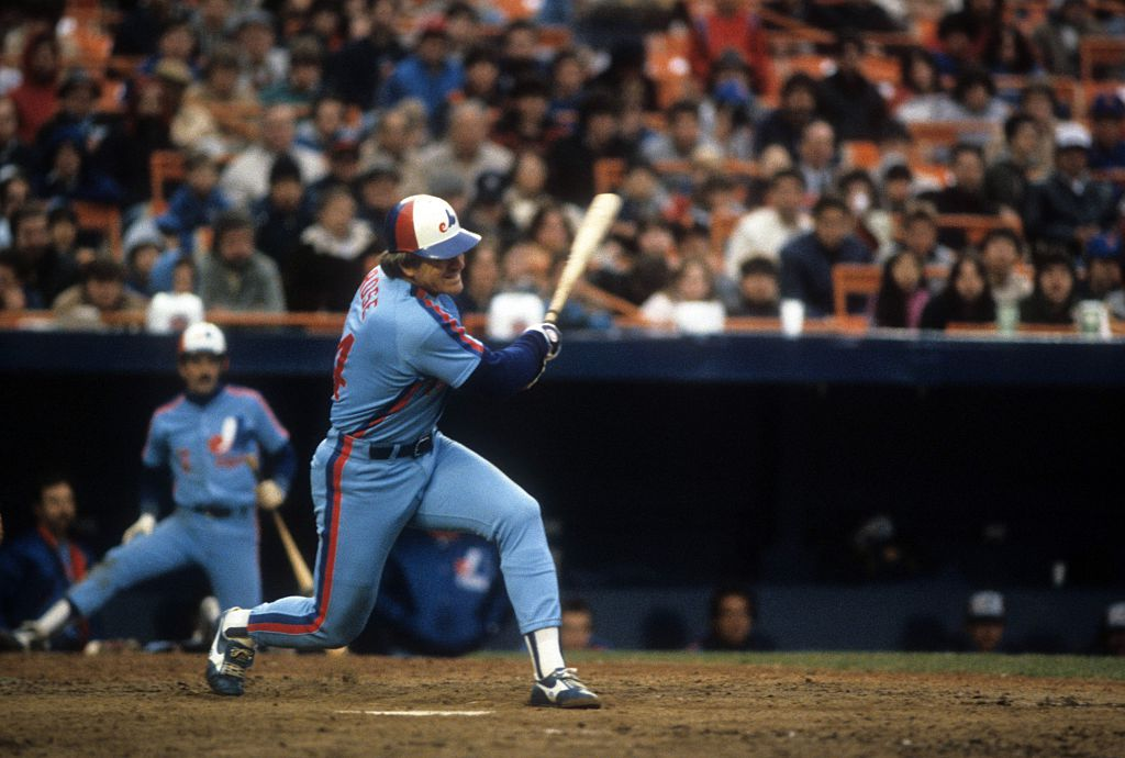 Baseball legend Pete Rose recorded his 4000th career hit with the Montreal Expos on April 13, 1984. Rose also recorded his first career hit on April 13, 1963.
