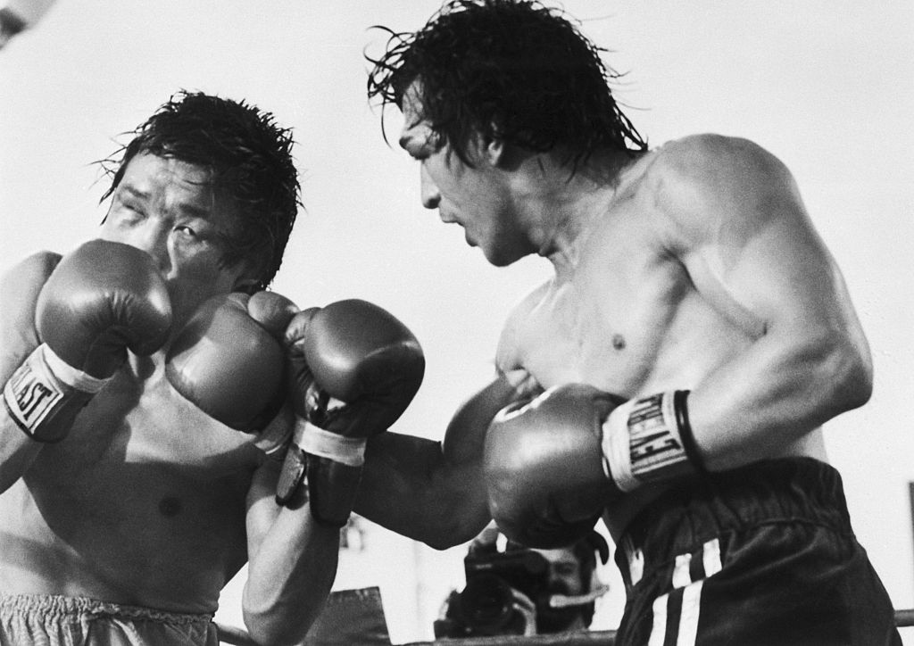 Ray Mancini vs. Duk-Koo Kim