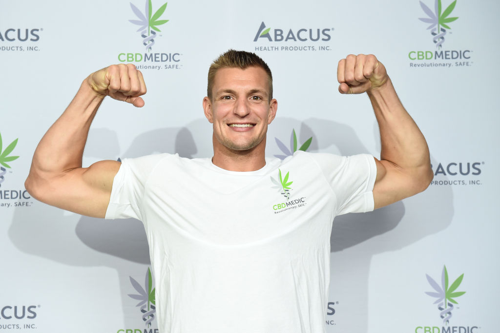 Rob Gronkowski played nine years with the Patriots but managed to save $54 million by never spending any of his NFL paychecks.