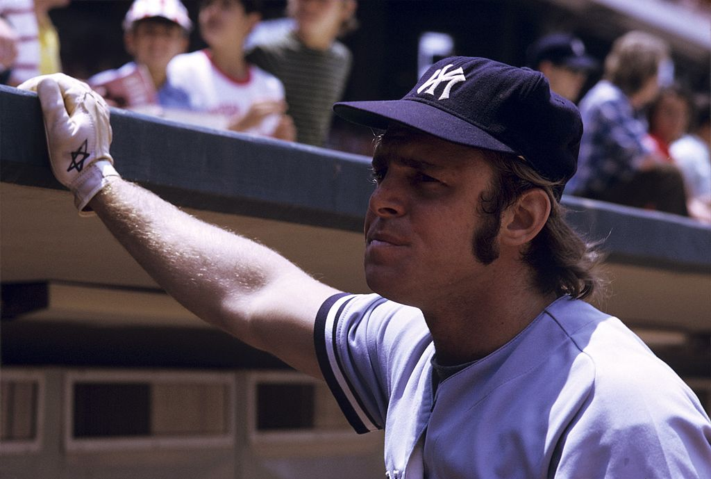 New York Yankees first baseman Ron Blomberg was the No. 1 overall pick in 1967. Blomberg also became the first designated history in MLB history on April 6, 1973.