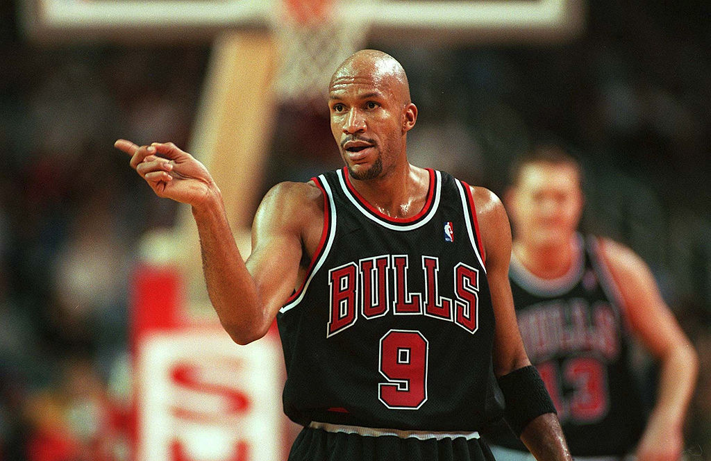 Ron Harper helped the Chicago Bulls win their second three-peat, as The Last Dance will show. He was an elite scorer before that, though.