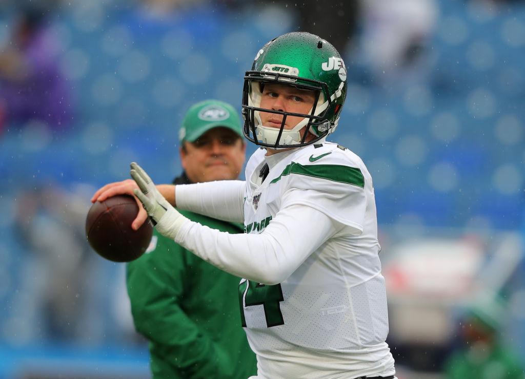 Sam Darold, New York Jets