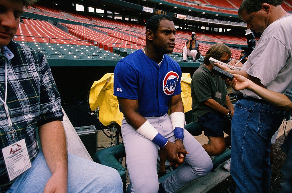 Sammy Sosa, 1998 | Sporting News via Getty Images via Getty Images