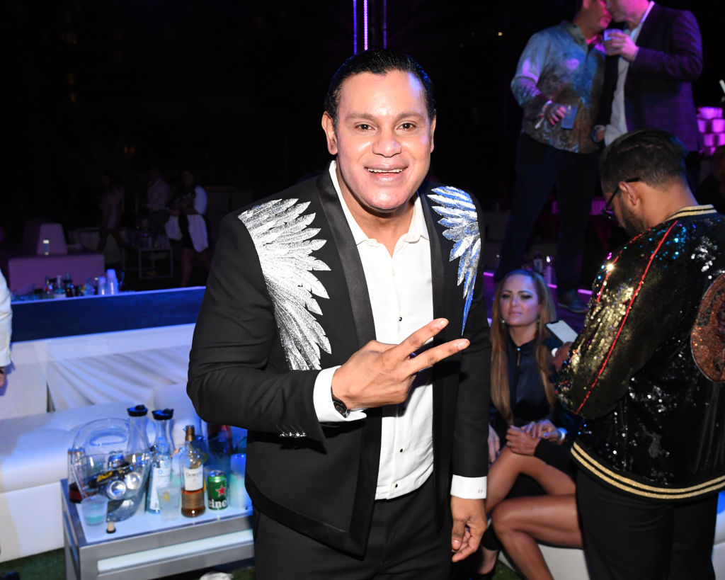 Sammy Sosa, 2020 | Jeff Kravitz/FilmMagic for Sports Illustrated