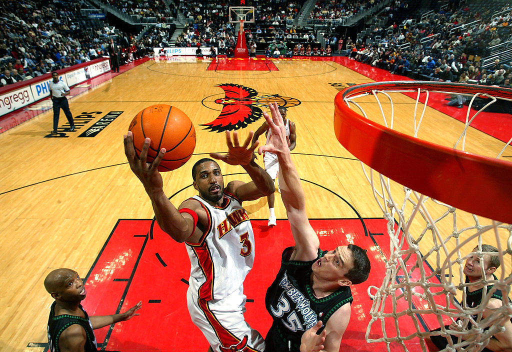 Shareef Abdur-Rahim played 12 years in the NBA before becoming the president of the NBA G League.