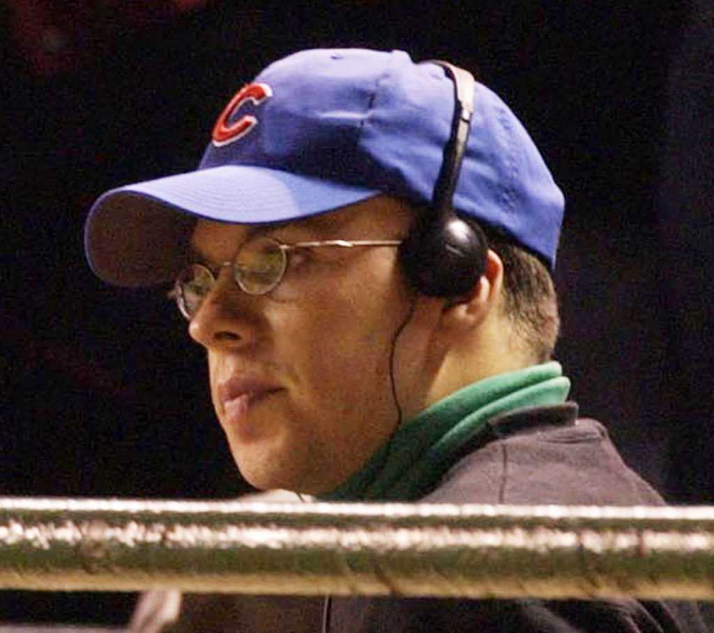 The Day Steve Bartman Reunited With His Chicago Cubs Family