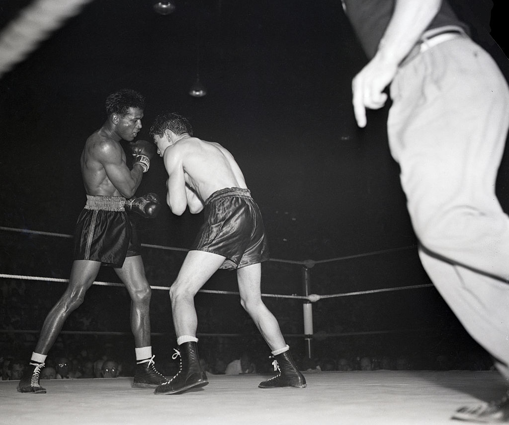 Sugar Ray Robinson Had a Disturbing Dream He Killed Someone in the Boxing Ring — Then It Came True
