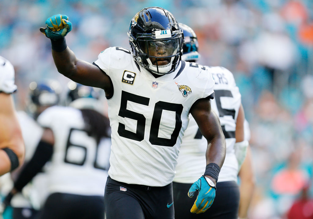 Telvin Smith has gone from a $44 million star with the Jaguars to possibly watching his NFL career end after a disturbing arrest.