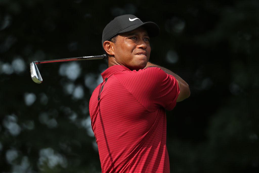 Tiger Woods, Jack Nicklaus