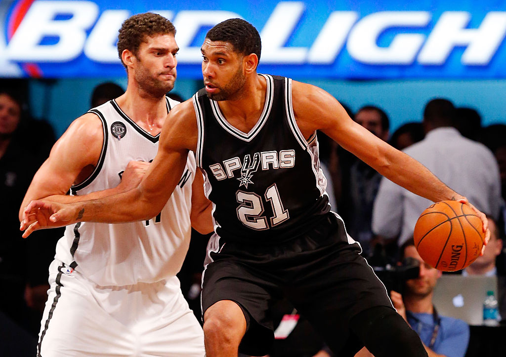 Tim Duncan Turned a Fear of Sharks Into a $242 Million NBA Career