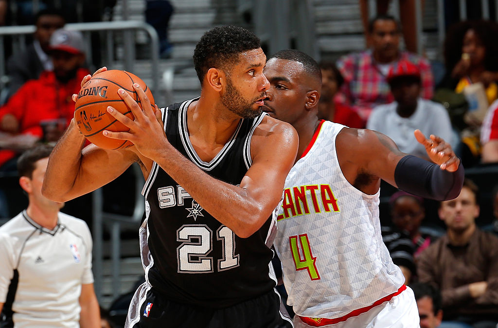 Tim Duncan used his boring play to his advantage.
