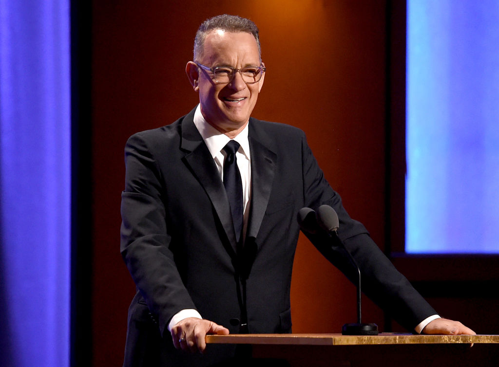 Tom Hanks is a fan of Ken Stabler and the Oakland Raiders