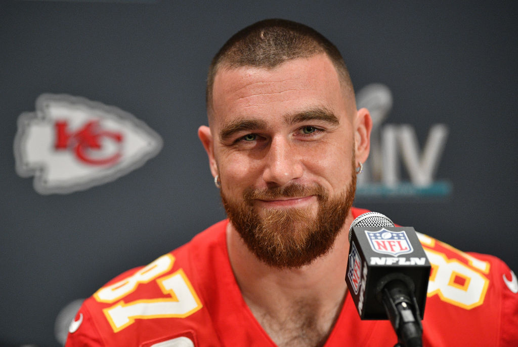 Travis Kelce is a star tight end for the Kansas City Chiefs. He has not always played that position, though. He used to be a star quarterback.