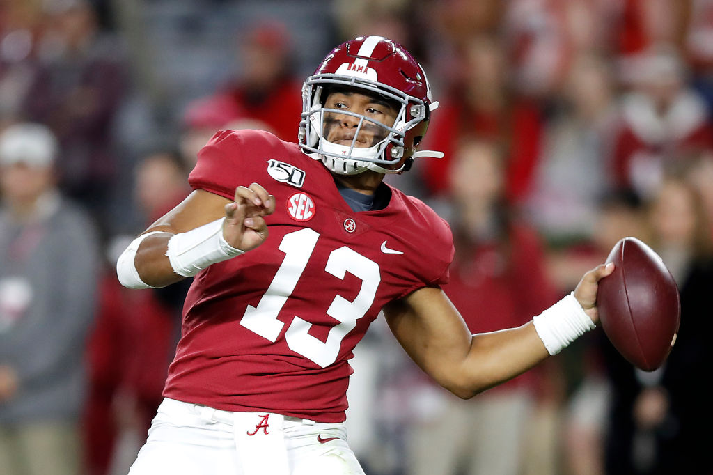 Alabama's Tua Tagovailoa was one of the most polished NFL draft prospects in recent memory. Tagovailoa slipped in the NFL draft because of a hip injury.